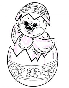 Ausmalbilder Ostern 6