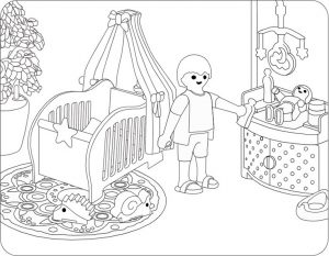 Playmobil zum ausmalen 2