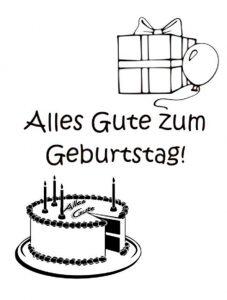 Geburtstagsbilder zum ausmalen 7