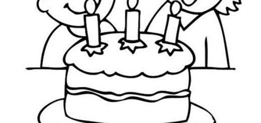 Geburtstagsbilder zum ausmalen 10