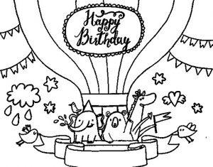 Geburtstagsbilder zum ausmalen 14