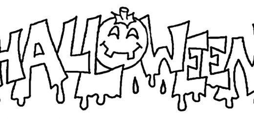 Ausmalbilder Halloween zum ausdrucken 9