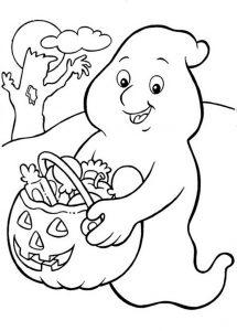 Halloween zum ausmalen 13