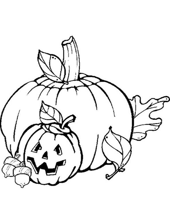 Ausmalen Halloween 15