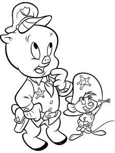 Looney Tunes zum ausmalen 2