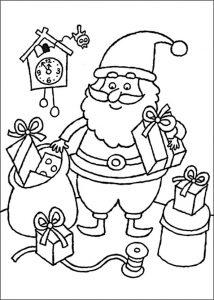Bilder zum ausmalen Weihnachten 7
