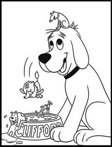 Ausmalbilder Hund 9
