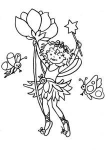 Ausmalbilder Prinzessin Lillifee 10
