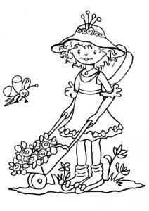 Ausmalbilder Prinzessin Lillifee 12