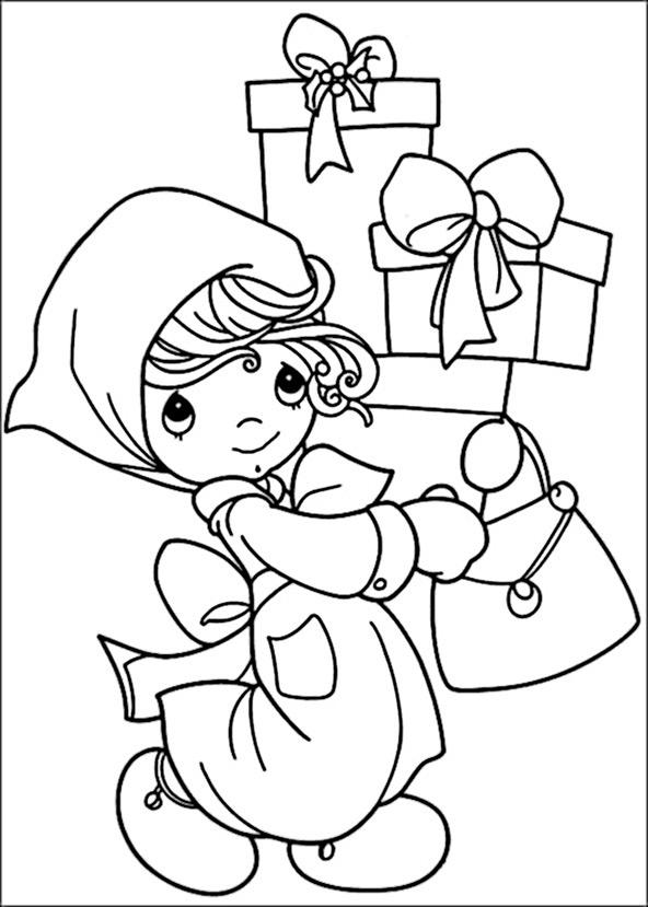 Weihnachten Precious Moments. Bild 27